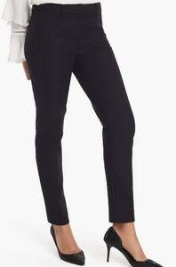 WHBM Black Perfect Form Slim Ankle Pants